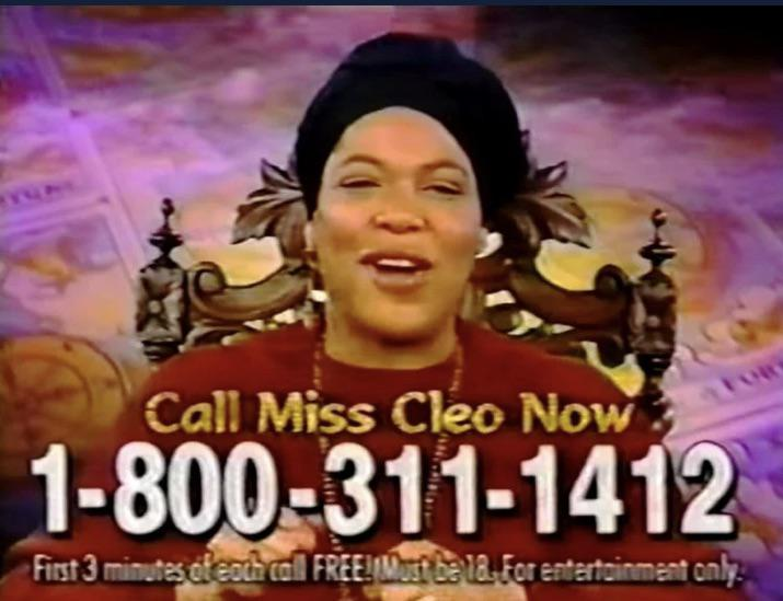 Miss Cleo can uncover the truth