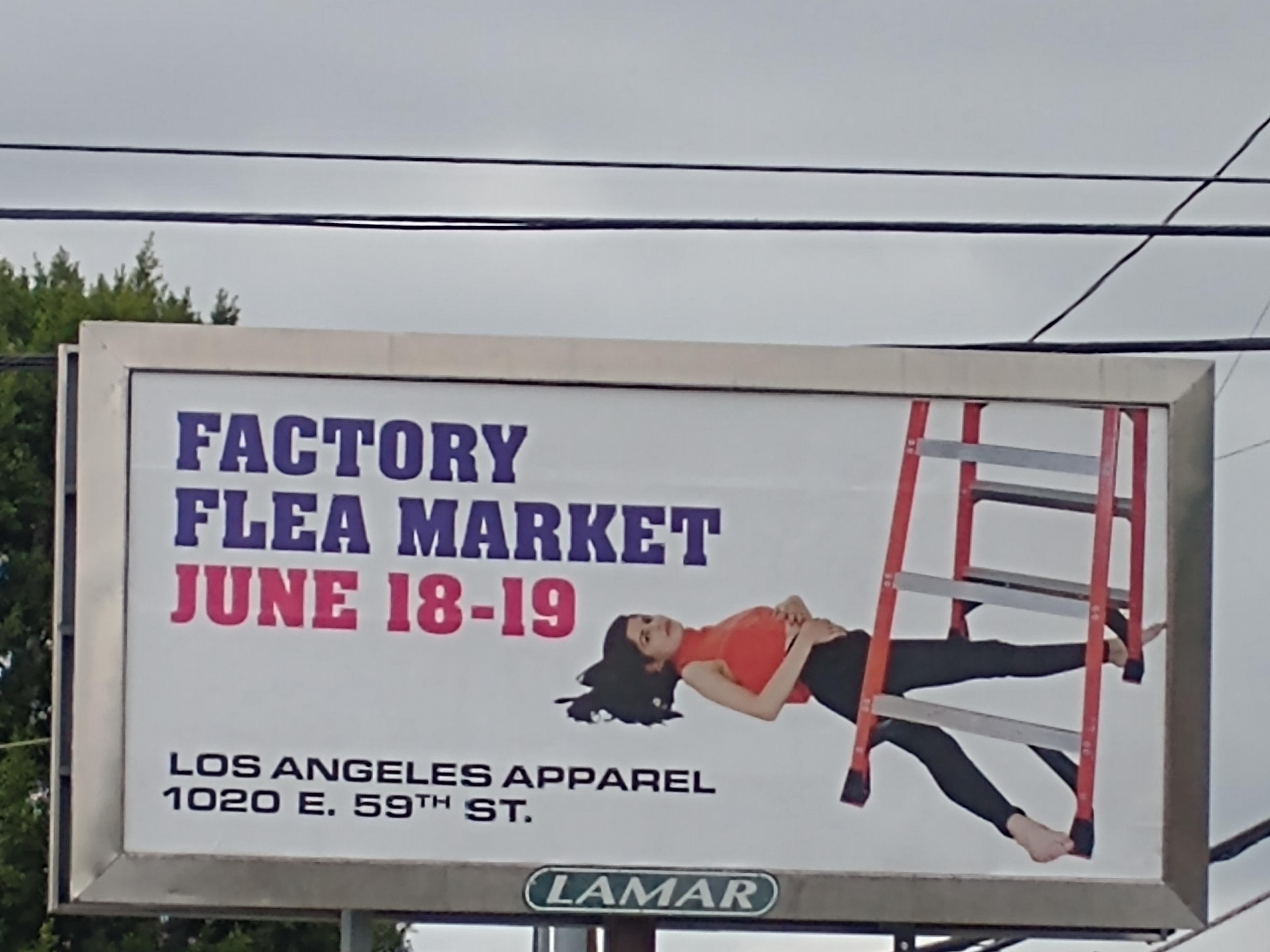 Wtf is happening on this billboard?