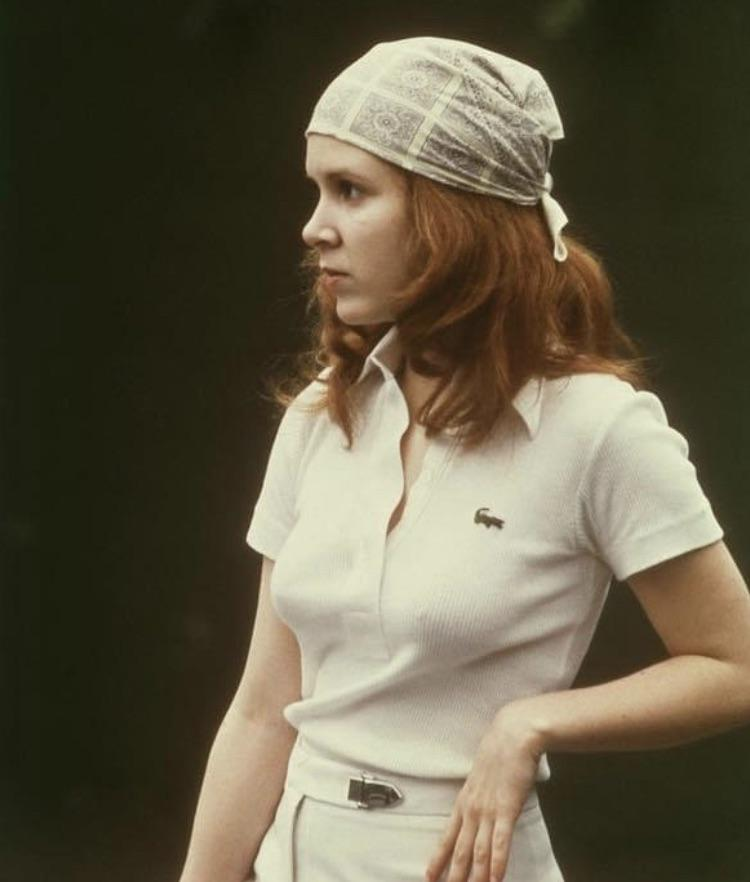 Carrie Fisher 1982