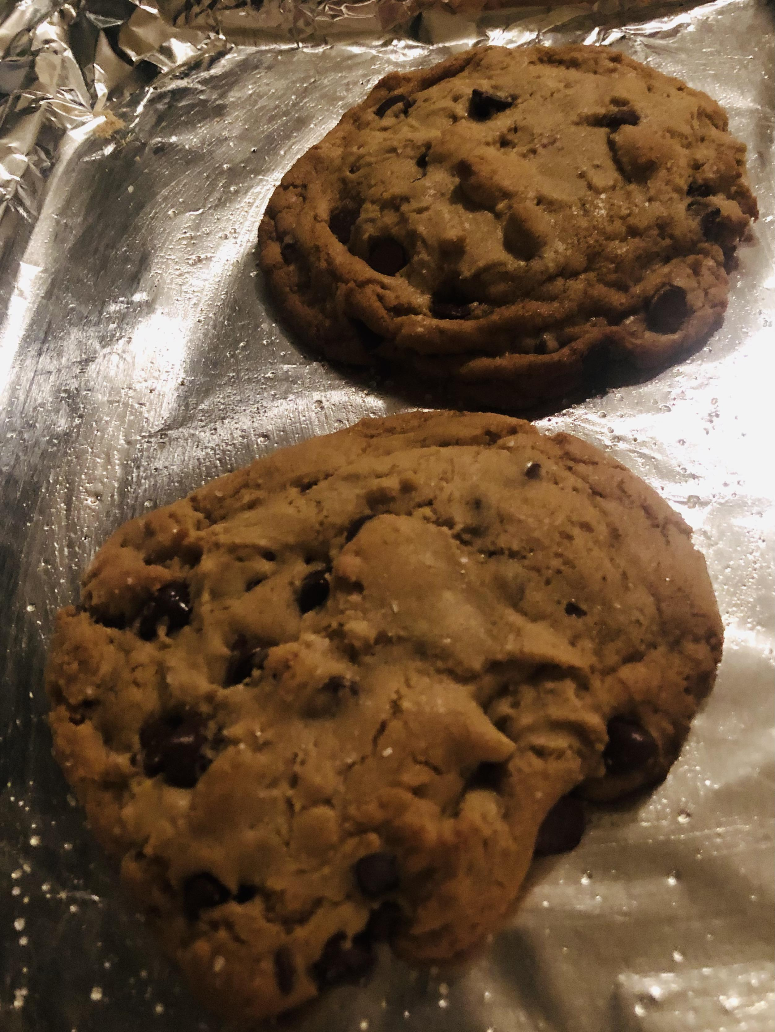 370 days sober. I've had more than 370 cookies during this time