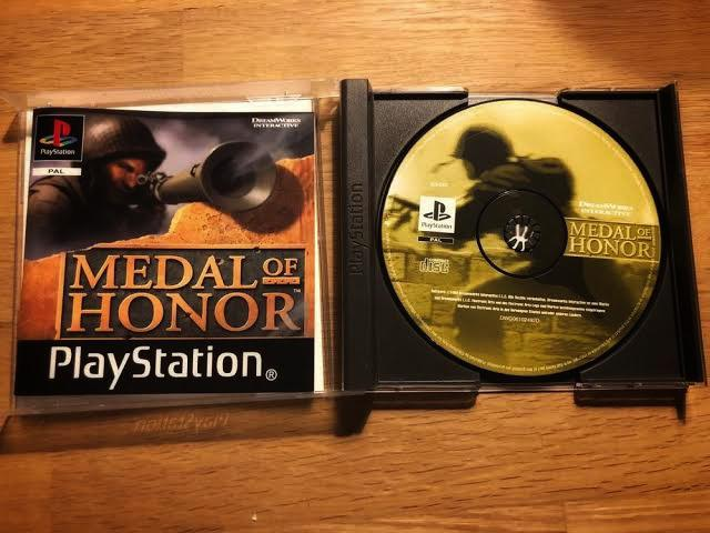Medal Of Honor 1999