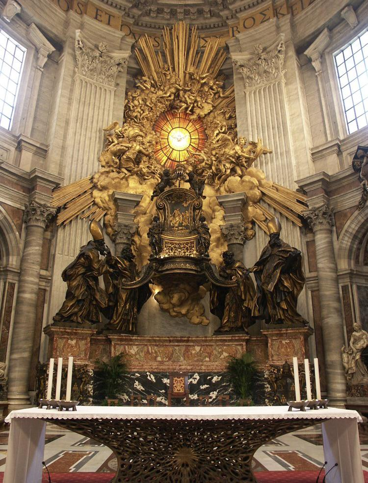 Throne of Saint Peter