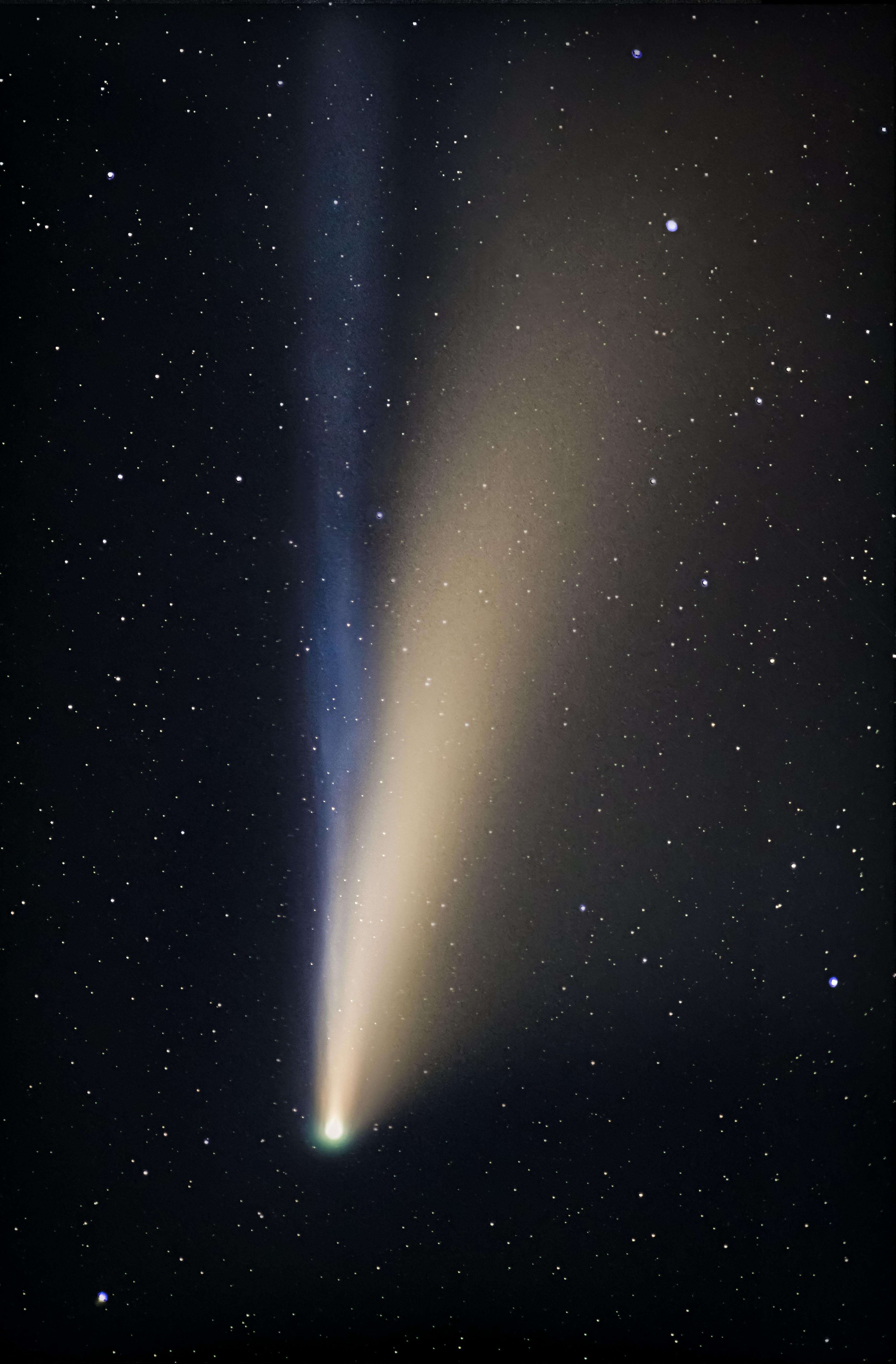 My shot of Comet Neowise from July