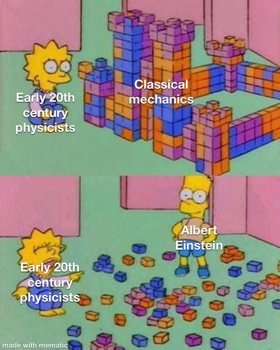 It's hard to believe so many physicists resented Einstein early on in his career