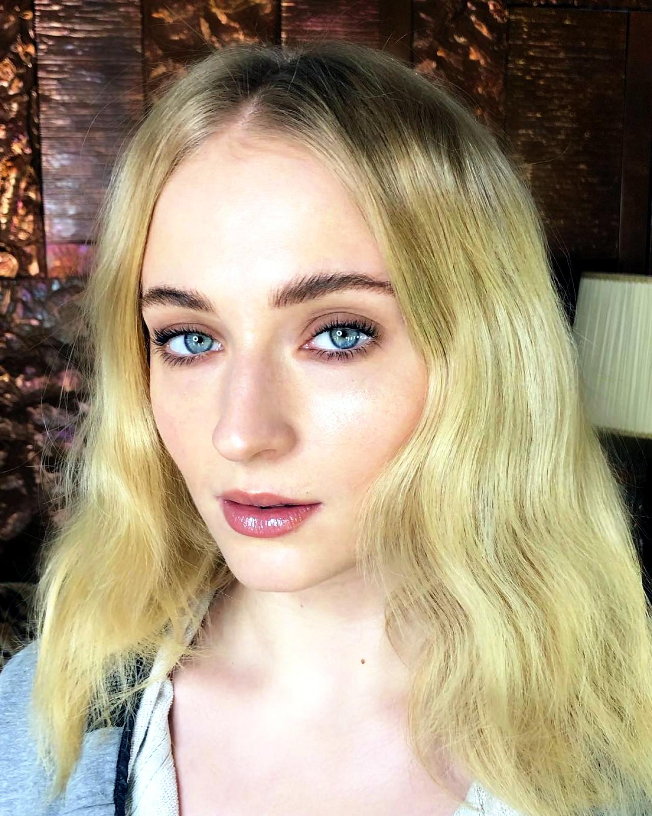 Sophie is gorgeous