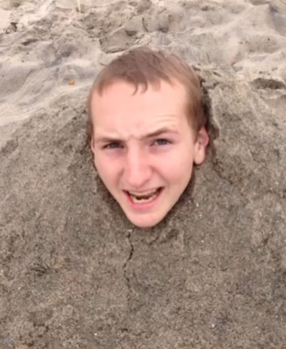 Sand guardian, guardian of the sand