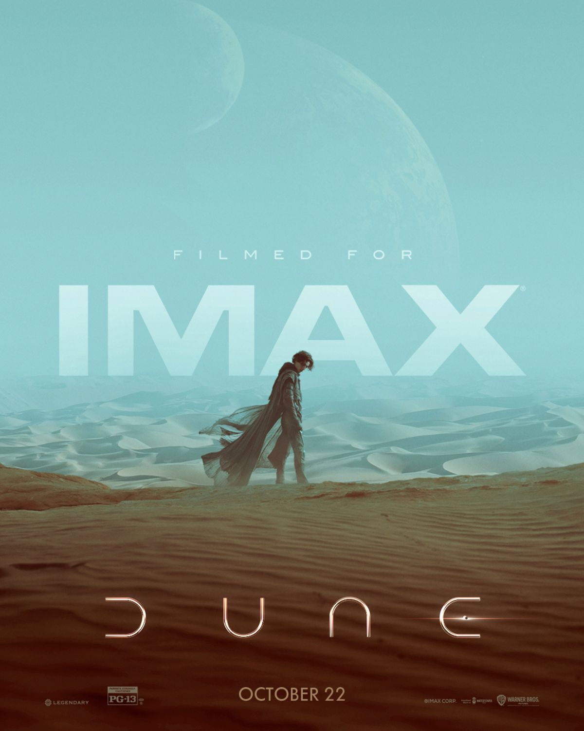 New poster for 'Dune'
