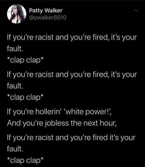All the dummies clap your hands 😂