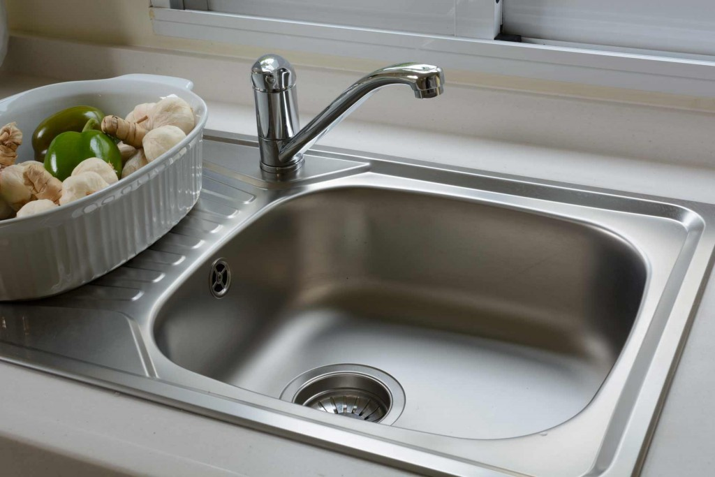 Is it just me or seeing a clean sink (specially after a large meal) is very satisfying?